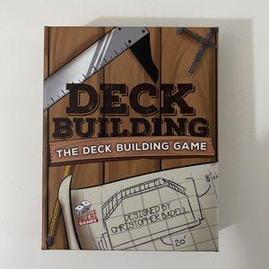 Deck building, the deck building game for Sale in La Cañada Flintridge, CA