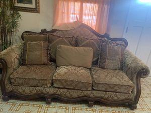 Juego d sala dos piezas for Sale in Miami, FL