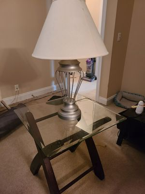 End table and pair of lamps for Sale in Murfreesboro, TN