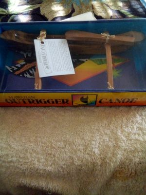 Hawaiian outrigger canoe for Sale in Grand Junction, CO