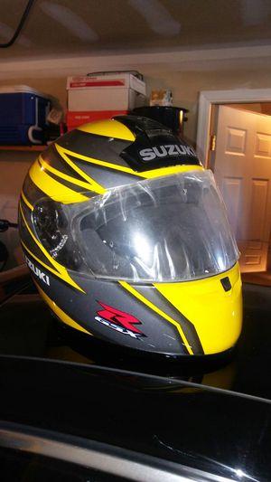 Suzuki GSXR motorcycle helmet for Sale in Baltimore, MD