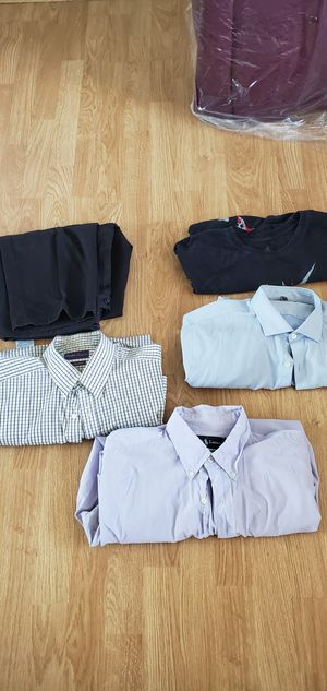 Mens clothing lot for Sale in Chicago, IL