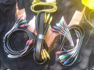 Car audio cables for Sale in St. Louis, MO