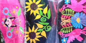 Embroidery face mask Artesanal for Sale in Lincoln Acres, CA