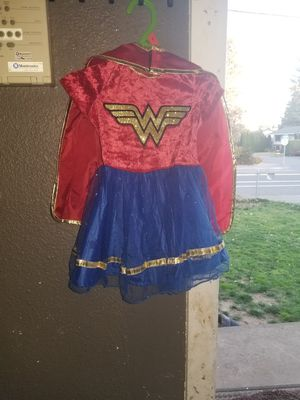 Toddler 2t Wonder Woman Costume for Sale in Portland, OR