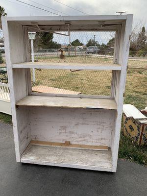 Farmhouse style shelves for Sale in Hesperia, CA