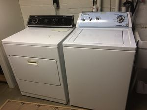 Washer and Dryer for Sale in Bethesda, MD