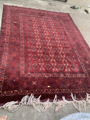 High quality Afghan Rug hand made. for Sale in McClellan Park, CA