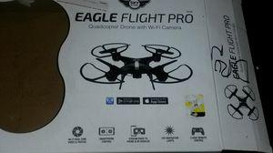 Drone. Con wi.-Fi cámara, recargable, con control remoto. Con sus accesorios. for Sale in Reedley, CA