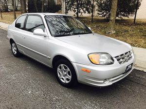 2003 Hyundai Accent Great on Gas Low Miles for Sale in Silver Spring, MD
