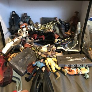 Star Wars collectible Action Figures for Sale in Issaquah, WA