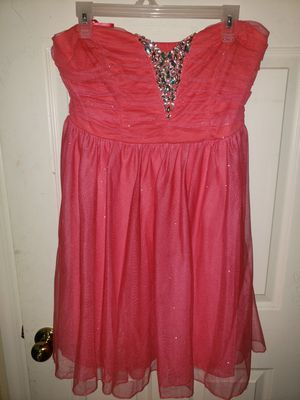 Hot pink dress for Sale in Bradenton, FL