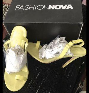 Neon heels for Sale in Dallas, TX