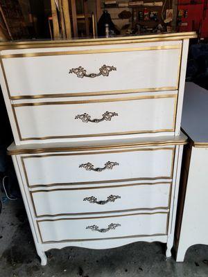 Vintage vanity set for Sale in Bunker Hill, WV