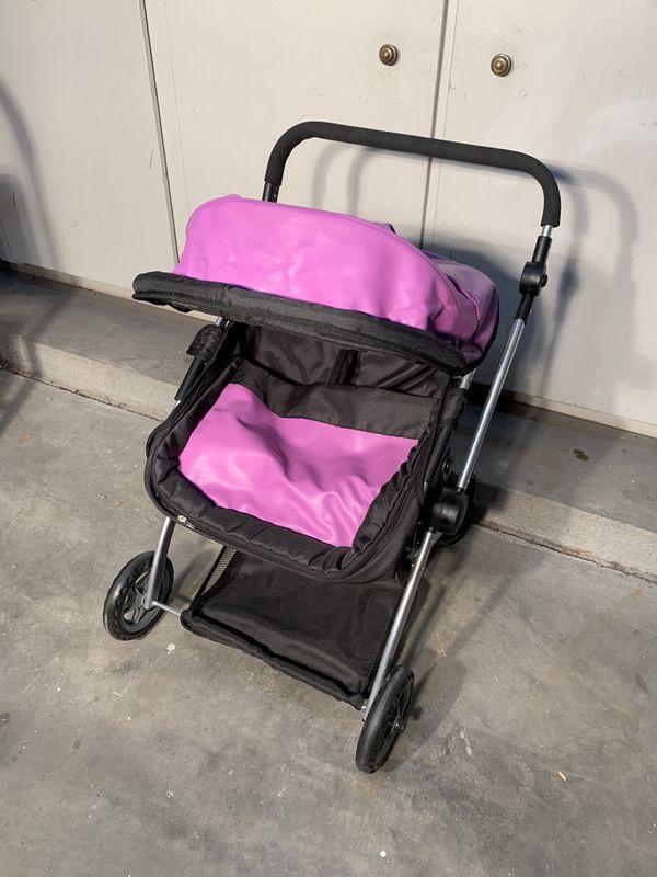 Twin Babydoll Stroller