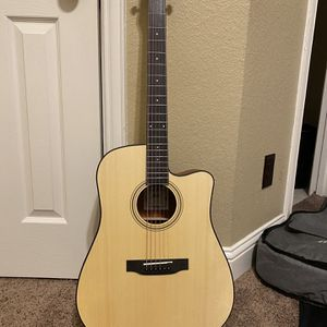 Aklot Guitar Brand New Comes With Case And Accessories for Sale in DeSoto, TX