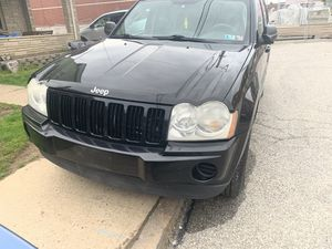 2007 Jeep Grand Cherokee Laredo for Sale in Pittsburgh, PA