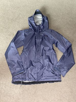 Patagonia torrentshell women XS purple jacket for Sale in Portland, OR