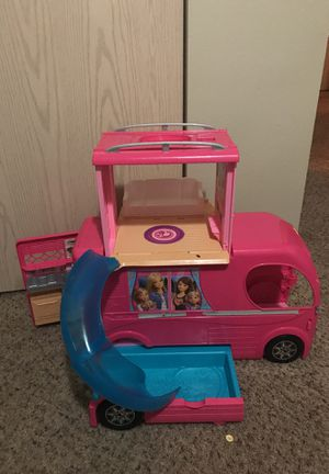 Barbie popup camper for Sale in Tacoma, WA