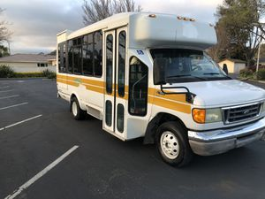 2004 ford E450 Econoline bus 79k miles for Sale in Fremont, CA
