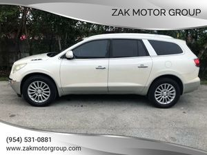 2009 Buick Enclave CXL 4dr Crossover for Sale in Deerfield Beach, FL