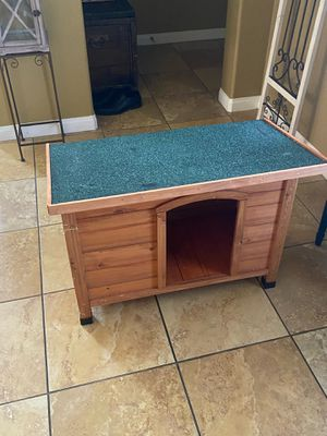 New wooden doghouse for Sale in Etiwanda, CA