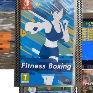 Brand new Fitness Boxing 🥊 For Nintendo switch for Sale in Manhattan Beach, CA