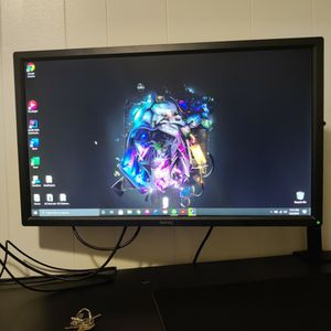 """Benq 27"""" Gaming monitor +Monitor Stand for Sale in Phoenix, AZ"""