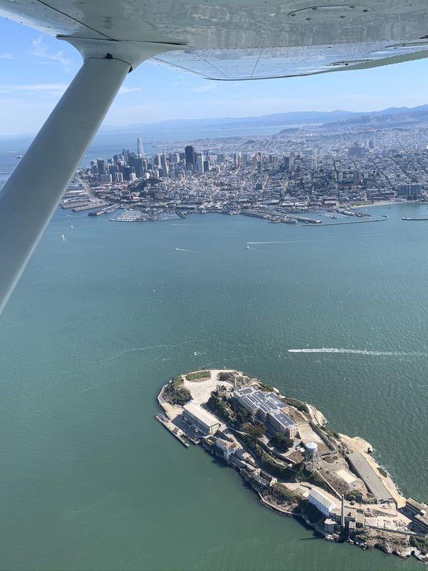 Bay Tour Flight