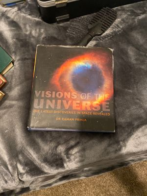 Visions of the universe book for Sale in Fresno, CA
