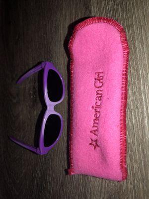 American girl doll purple sunglasses for Sale in Mission Viejo, CA