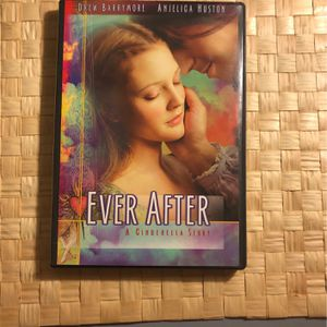 Ever After. Movie DVD Cd. A Cinderella story for Sale in Long Beach, CA