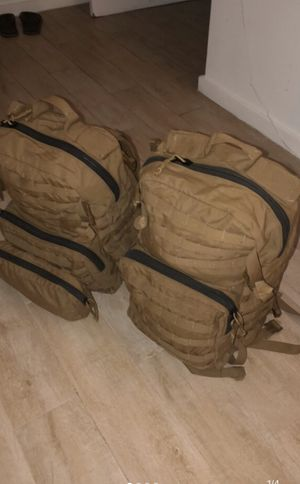 Official USMC Backpacks, 1 for $30, 2 for $50 for Sale in Miami Beach, FL