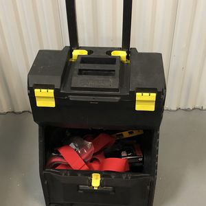 Stanley Tool Box Chest Rolling for Sale in Miami, FL