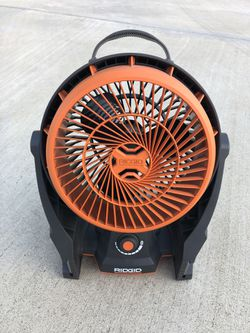Ridgid 18 - Volt Hybrid Fan. for Sale in La Verne, CA