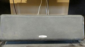 Polk Audio CS10 center speaker for Sale in St. Peters, MO