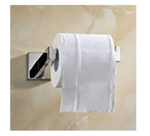 Luxury 304 Stainless Steel Chrome Finished Toilet Paper Holder Roll for Sale in Rossville, GA