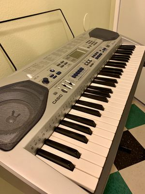 Casio Keyboard (Model LK-90TV) for Sale in Westminster, CA