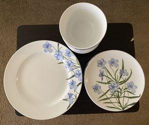 Martha Stewart Collection 12-Pc. Dinnerware Set, Service for 4 for Sale in Tucson, AZ