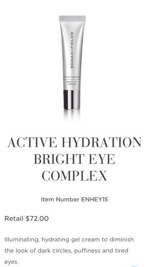 Rodan + Fields Bright eye complex - brand new for Sale in Austin, TX