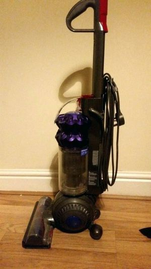 Dyson - Ball Animal Bagless Upright Vacuum - Iron/Purple. for Sale in Los Angeles, CA