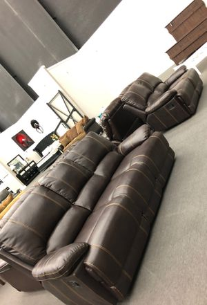 Sofa Nd love seat!!!! Recliners!! for Sale in Modesto, CA
