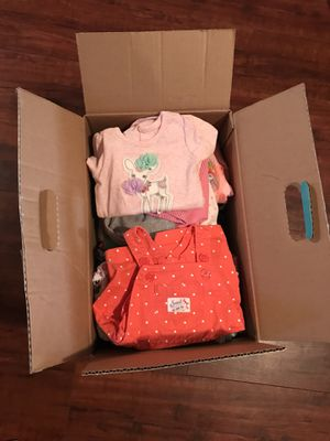 Baby clothes 0-6 months for Sale in Philadelphia, PA