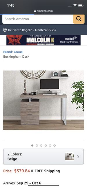 Buckingham desk for Sale in Manteca, CA