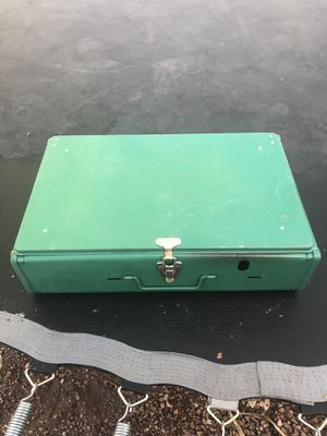 Coleman camping stove for Sale in Fort McDowell, AZ