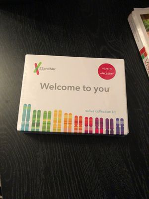 23andMe Health + Ancestry for Sale in Sumner, WA