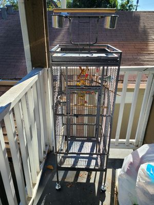 Bird cage for sale $80 for Sale in San Jose, CA