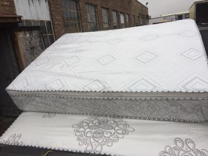 Orthopedic Pillowtop Mattress And Boxspring for Sale in Bridgeview, IL