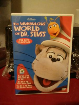 The Wubbulous World Of DR.Seuss DVD for Sale in The Bronx, NY