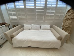 Twin day bed frame and foam mattress NEW for Sale in Miami, FL